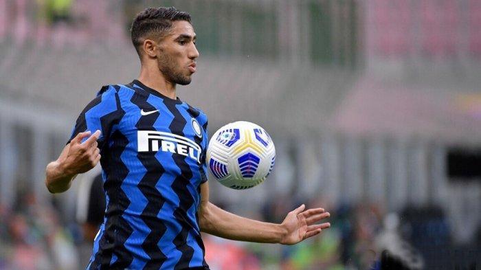 Update Live Streaming Inter Milan vs Juventus, Tanpa Lukaku dan Achraf Hakimi, Ini Formasi Conte