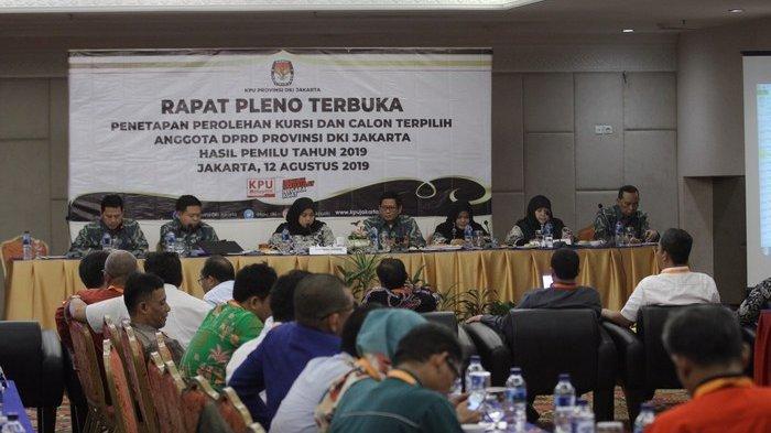 Ada 35 Persen Anggota DPRD DKI Jakarta 2019-2024 Wajah Lama, Paling Muda Berusia 22 Tahun
