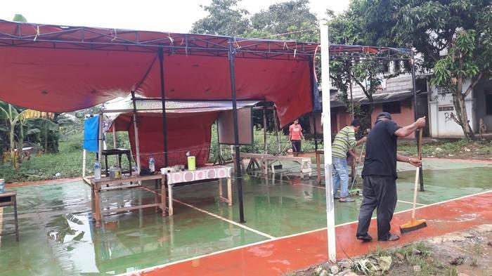 Ada 4 TPS Rawan Banjir di Kawasan RW 04 Cipinang Melayu