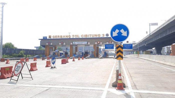Mulai Sabtu 10 Oktober Pengalihan Pembayaran Tol dari Jakarta-Cikampek Dilakukan GT Cibitung 3