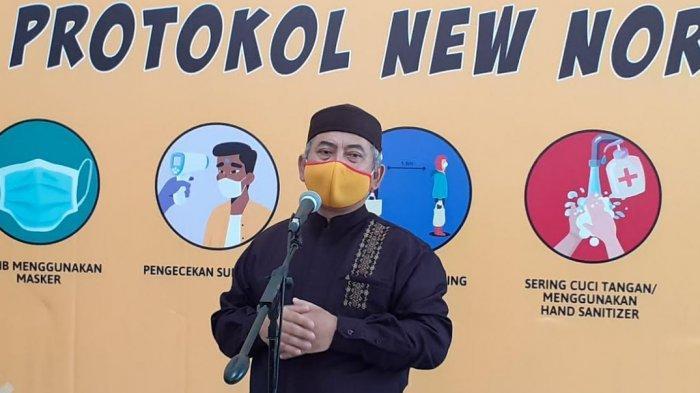 VIDEO: Walikota Pepen Datangi Mal Revo Town Bekasi Jelang Normal Baru