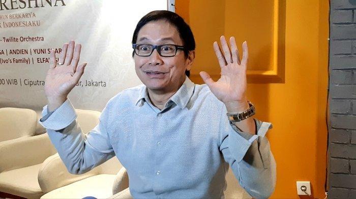 Totalitas Dukung Jokowi, Addie MS Tegaskan Dirinya Tidak Berharap Dikasih Jabatan Komisaris