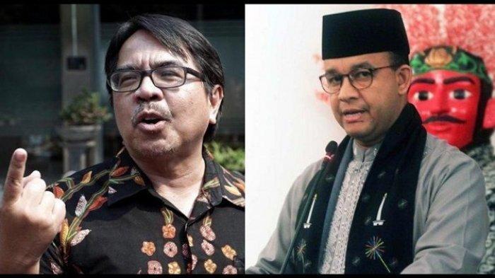 DPC Gerindra Minta Anies Mundur, Ade Armando:Pendukungnya Kini Sadar Sang Gubernur Tidak Berkualitas
