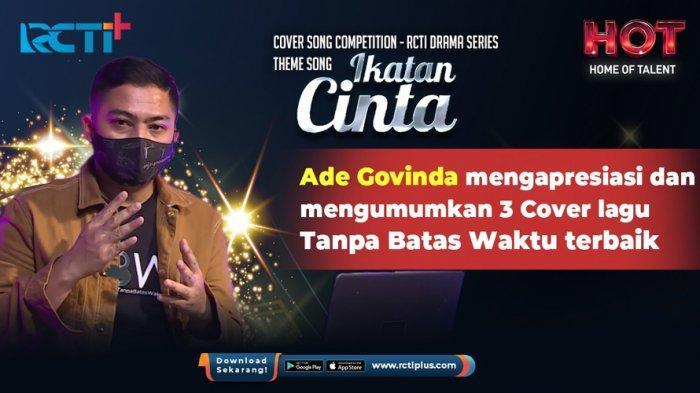3 Pemenang Cover Lagu Tanpa Batas Waktu Bakal Diumumkan Hari Ini di RCTI+