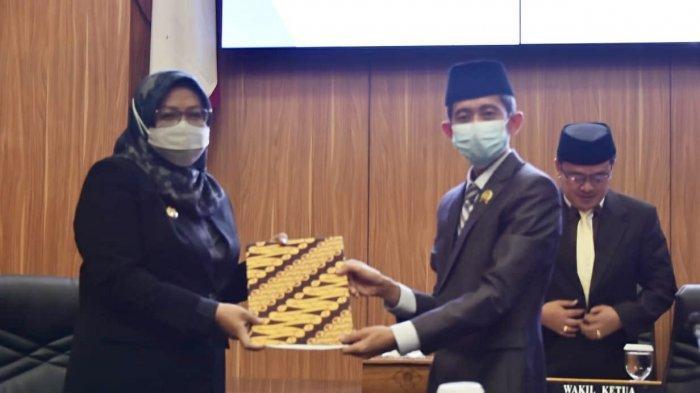 Catatan DPRD Kabupaten Bogor Soal Rekomendasi LKPJ Bupati Bogor, Awasi Bantuan UMKM