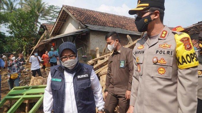 Warga Terdampak Banjir Bandang di Cigudeg Akan Terima Bantuan PKH dari Kemensos
