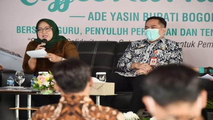 Tingkatkan Kualitas ASN, Bupati Bogor Ade Yasin Beri Kesempatan Pegawai P3K Beasiswa Pendidikan S2