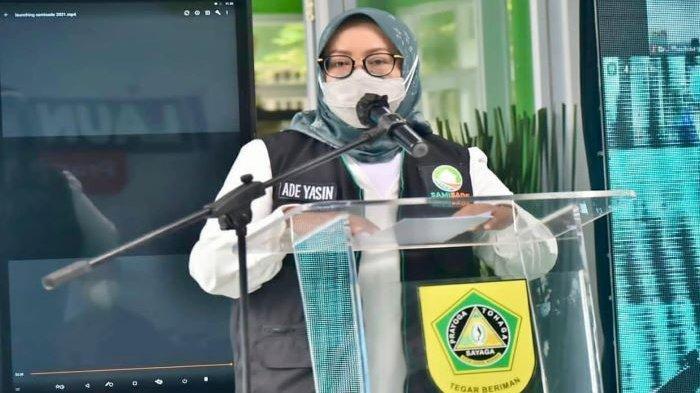 Pemekaran Kabupaten Bogor Terganjal Moratorium, Ini Kata Bupati Bogor Ade Yasin