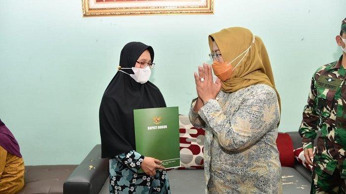 Sampaikan Duka Cita Ke Keluarga Irfan Suri, Bupati Bogor Siapkan Makam di TMP Pondok Rajeg
