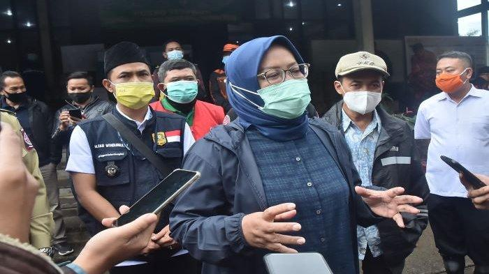 Mulai Sabtu Besok Pengungsi Korban Banjir Bandang Gunung Mas Kabupaten Bogor Diperbolehkan Pulang
