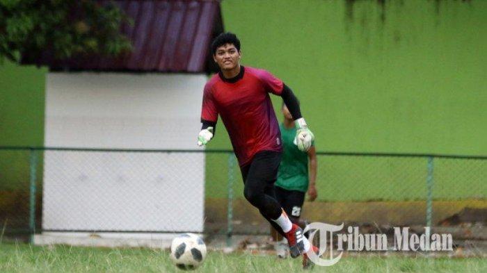 Ady Satryo kiper Timnas U-19 Indonesia memuji permainan dari Elkan Baggott
