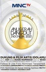 Anugerah Dangdut Indonesia 2020, Energy of Dangdut Pioneer Kembali Hadir 20 November