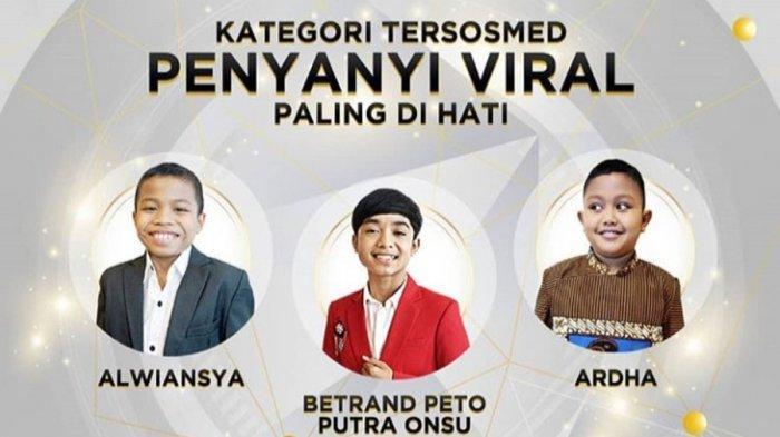 """Anugerah Dangdut Indonesia (ADI) 2020. ADI tahun ini mengusung tema """"Energy of Dangdut Pioneer"""", dengan menampilkan musik dangdut spektakuler yang membangkitkan energi positif dangdut Indonesia."""