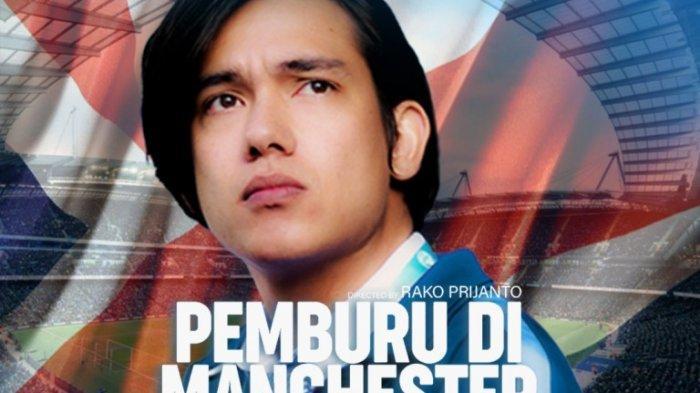 Melihat Dibalik Kemegahan Industri Sepakbola, Rako Prijanto Garap Film Pemburu di Manchester Biru
