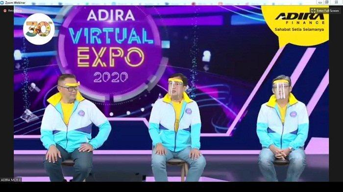 Adira Virtual Expo 2020 Digelar, Tersedia Ragam Promo Diskon dan Cashback Mobil Motor Baru Bekas