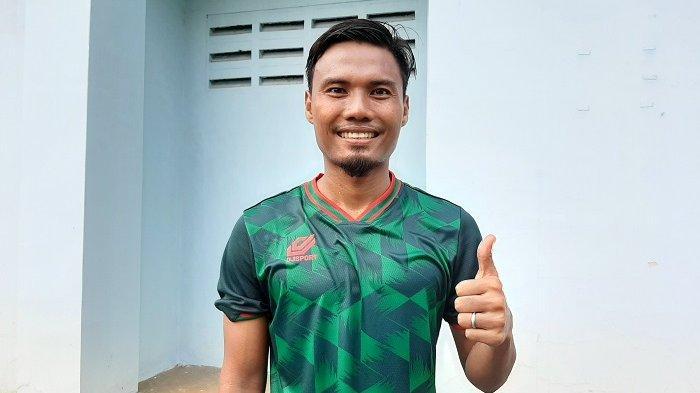 Kembali ke Sleman Yogyakarta, Ini Kata Pesepakbola PS Tira Persikabo Aditya Putra Dewa