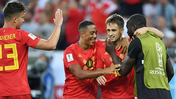 Pemain Lapis Dua Bawa Belgia Juarai Grup G Usai Taklukkan Inggris 1-0