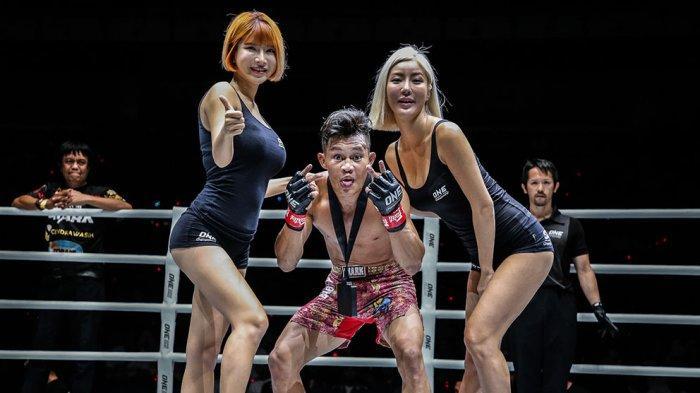 Adrian Mattheis Petarung MMA Indonesia Komentari Laga Mega Petrosyan vs Superbon
