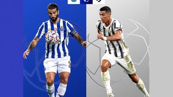 Live Streaming dan Prediksi Line Up Porto vs Juventus, Akankan Tuan Rumah Buat Kejutan Kemenangan?