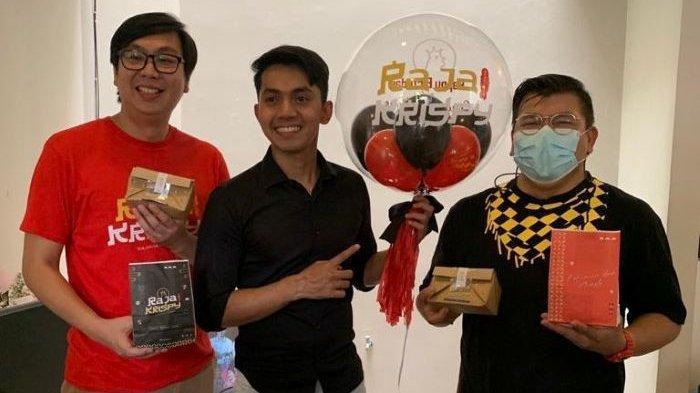 Rayakan Ulang Tahun ke-28, Ady Sky Gelar Syukuran Rumah Baru hingga Bisnis Makanan 'Raja Krispy'