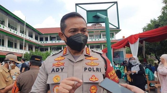 Polres Metro Jakarta Barat Genjot Vaksinasi Covid-19 pada 47.324 Warga untuk Capai Herd Immunity