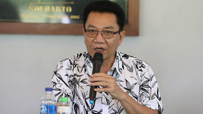 Sekjen PP PBSI Achmad Budiharto