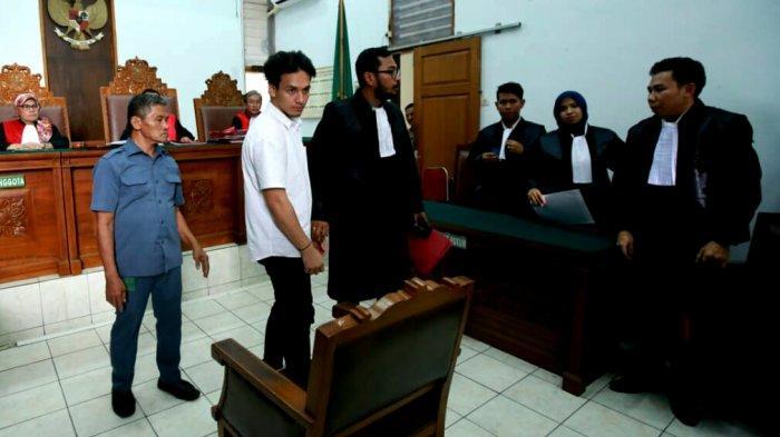 Jefri Nichol Tak Menyatakan Keberatan terhadap Dakwaan Jaksa
