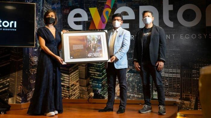Agnez Mo Kenalkan Novel Grafis Don't Wake Up, Kisahnya Diadaptasi dari Video Klip Long As I Get Paid