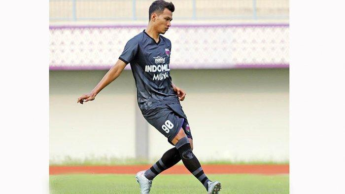 Rekrut Mantan Bek Timnas Indonesia U-23, Pelatih Persita, Widodo Cahyono Putro Sebut Ini