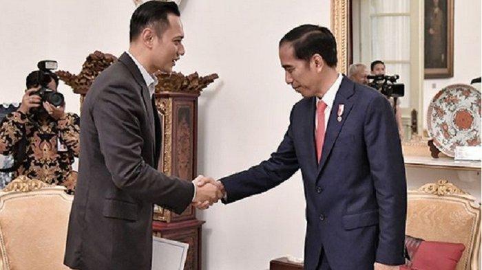 Pemerintah Tolak Sahkan KLB Partai Demokrat, AHY: Terima Kasih Bapak Joko Widodo