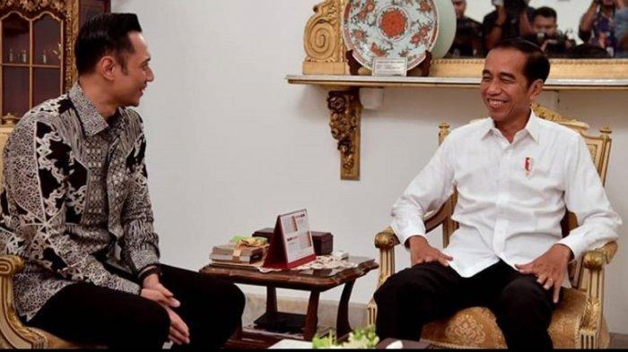 Relawan Nilai Konflik Partai Demokrat Ganggu Jokowi dan Untungkan AHY di Pilpres 2024