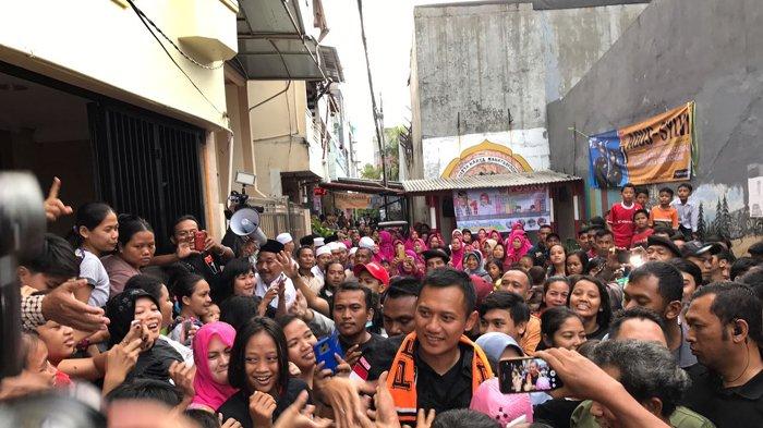Agus Yudhoyono Datang, Tamu Undangan Tinggalkan Mempelai
