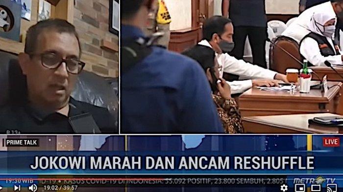 Pakar Agus Pambagio menyoroti soal Jokowi yang marahi menteri kinerjanya kurang. Pambagio kini mengkritisi rencana PPN Sembako