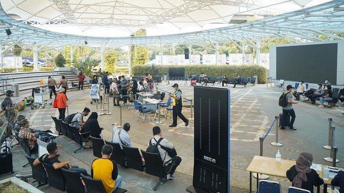 Pre-order Tes Covid-19 Resmi Dibuka di Bandara Soekarno-Hatta