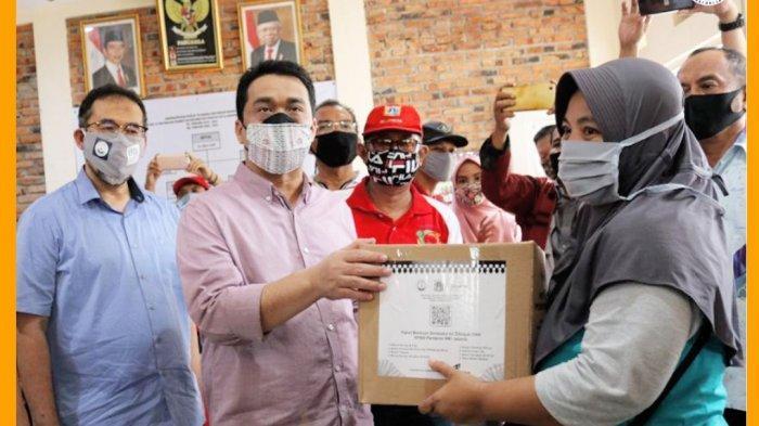 Warga di Kelurahan Tanjung Priok Ramai-Ramai Tolak Paket Bansos Pemprov DKI, ini Alasannya