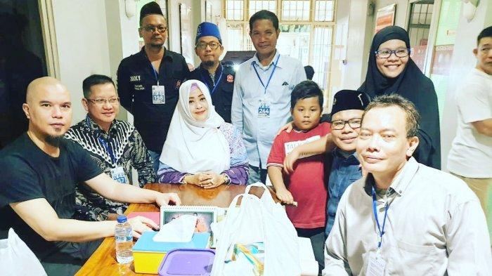 Keluarga dan Kerabat Ahmad Dhani akan Menggelar Syukuran Sederhana di Saat Ahmad Dhani Dibebaskan
