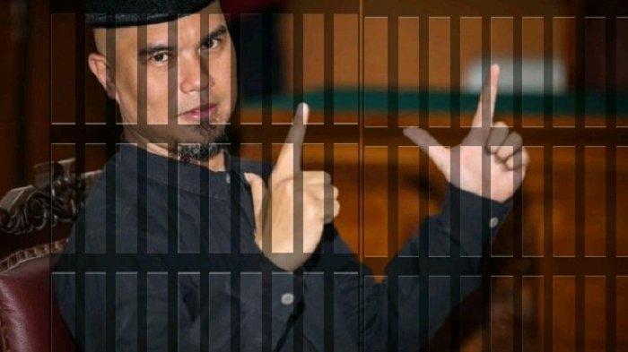Ahmad Dhani Bakal Ditahan Seruangan dengan Kakek-kakek dan Pesakitan
