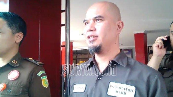 UPDATE Karutan Cipinang Benarkan Ahmad Dhani Bisa Bebas Akhir Tahun