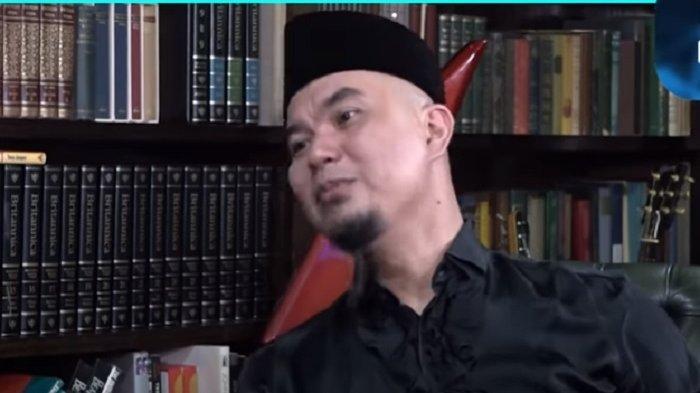 Ahmad Dhani Tak Suka Dugem Lantaran Suka Hadapi Masalah dan Tak Menyesal Dipenjara