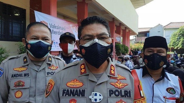 Polres Metro Jakarta Timur Buka 141 Titik Sentra Vaksinasi Covid-19 Merdeka
