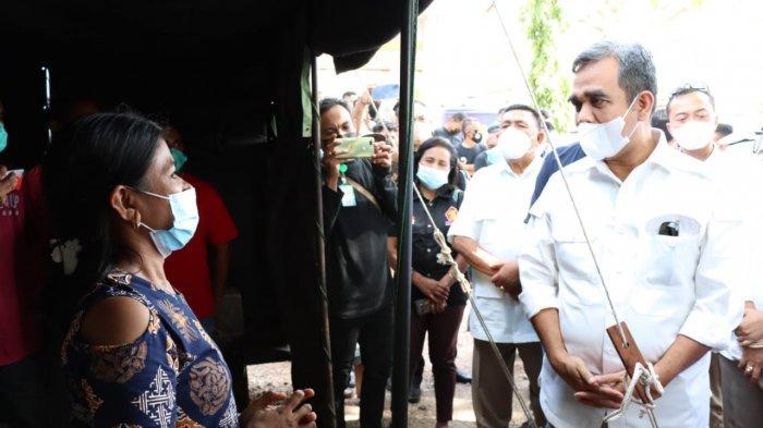 Gerindra Distribusikan Bantuan ke NTT, Ahmad Muzani: Ini Bagian Solidaritas Sebangsa dan Setanah Air