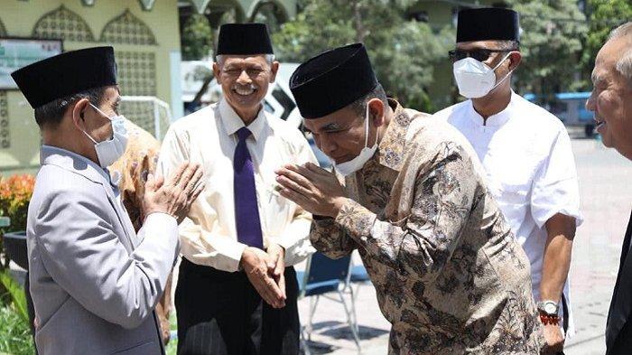 Ahmad Muzani Temui Pimpinan Gontor Hasan Abdullah Sahal, Bahas PPHN Hingga Peta Pendidikan Nasional
