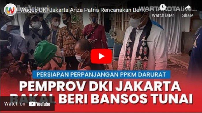 Miris! Pindah Rumah, Bantuan Sosial Tunai Rp 600 Ribu Milik Fahmi Dicatut Ketua RT di Kebon Jeruk