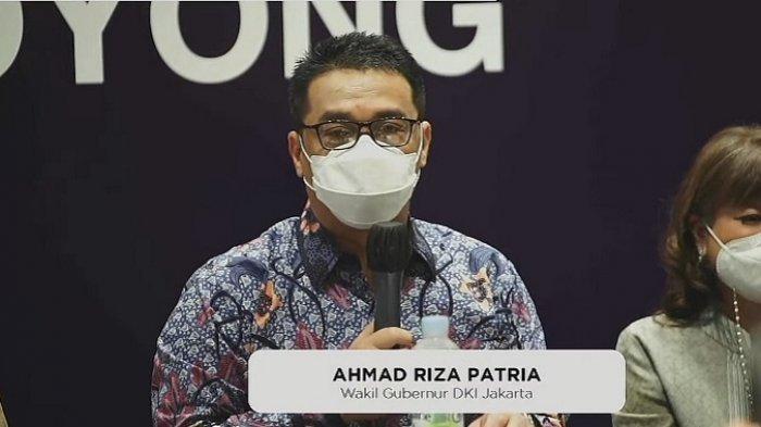 Ahmad Riza Patria Yakin Vaksin Gotong Royong Bisa Memulihkan Ekonomi Jakarta