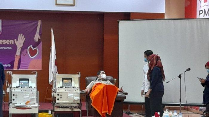 Sekitar 3.500 Penyintas Covid-19 Gagal Donorkan Plasma Konvalesen di PMI Jakarta