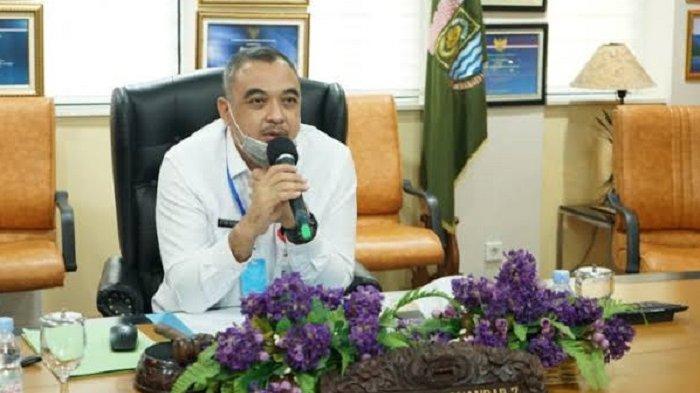 BUPATI Tangerang Ahmad Zaki Iskandar Sebut Tingkat Keterisian Rumah Sakit Capai 92 Persen