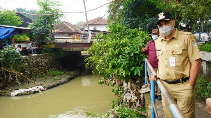 Kelurahan Bencongan Berpotensi Terendam Banjir Besar, Pemkab Tangerang Ajak TNI Normalisasi Sungai