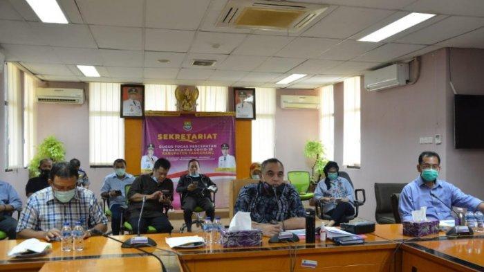 Wilayah Zona Merah yang Kembali Merebak di DKI dan Aktivitas Bandara Bikin Resah Bupati Tangerang