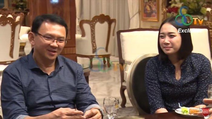 Ahok BTP Pasti Nikahi Puput, Fifi Lety Posting Tulisan Pesan Ayah Soal Jangan Menikah Buru-Buru
