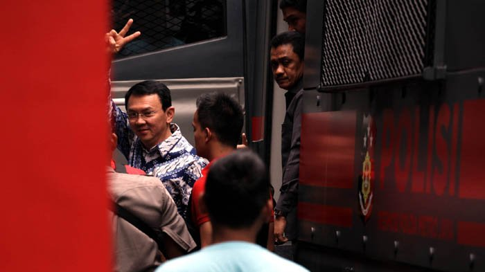 PDIP Sarankan Ahok Istirahat Sejenak dari Dunia Politik Setelah Bebas